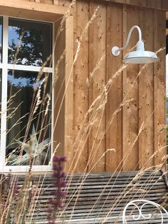 Original™ Gooseneck Light/250-White/G22 Gooseneck Arm Barn Lighting, Exterior Lighting, Outdoor Lighting, Gooseneck Lighting, Urban Loft, American Made, Curb Appeal, Wall Lights, Old Things