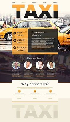 Guys! Amazing!!   Taxi Muse Template view live demo  http://cattemplate.com/website-template/taxi-muse-template/