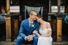 Romantic Downtown Lakeland Wedding on Kentucky Avenue | Ecelectic boho wedding | Orlando wedding photographer