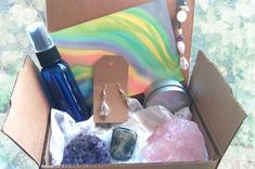 crystal subscription set  by Crystals, Gemstones and Jewels