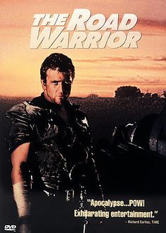 Rent Mad Max The Road Warrior starring Mel Gibson and Bruce Spence on DVD and Blu-ray. Get unlimited DVD Movies & TV Shows delivered to your door with no late fees, ever. Apocalyptic Movies, Post Apocalyptic, Jurassic World, Mad Max 2, The Road Warriors, Mel Gibson, Cinema, Full Movies Download, Movie Posters
