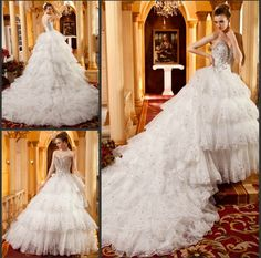 Wedding Dresses Train 150CM $290 EXTRA · YZ Fashion Bridal · Online Store Powered by Storenvy
