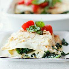 Lasagne z kurczakiem - Przepis