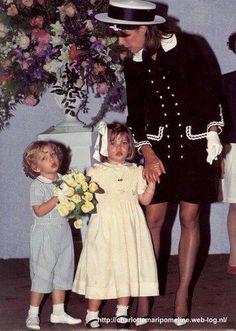 Charlotte Casiraghi, Andrea Casiraghi, Prince Rainier, Princess Diana Wedding, Prince And Princess, Princess Alexandra, Princess Stephanie, Beatrice Borromeo, Royals