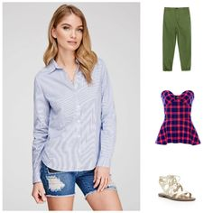 Layering is not just for the spring, fall, and winter. Here's how to style the off-the-shoulder summer trend.