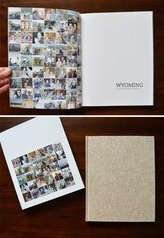 A4 schwarz Notizbuch Tagebuch dieses Buch Skizze Papier 40-seitiges Fotoalbum