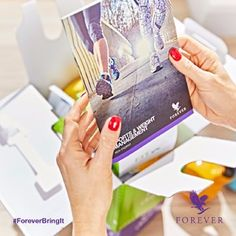 Eating healthy means your body will have the strength to #BringIt in the gym. #Forever #C9