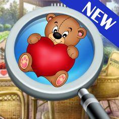#NEW #iOS #APP Hidden object: New years romance - Jagruti Ghadia