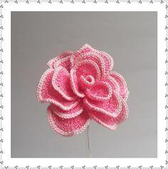 Ravelry: Camellia pattern by CreativityClaudia