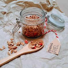 Shop for Wilko Glass Serving Jar and Clip Lid at wilko - where we offer a range of home and leisure goods at great prices. Thanks For Sharing, Love Home, Health And Wellbeing, Glass Jars, Delicious Desserts, Food, Glass Pitchers, Essen, Meals