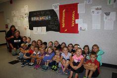 Great Teacher!  Kokomo, IN: Second-grade class discusses #tornado  via @KokomoTribune #inwx