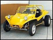 1971 Manx Dune Buggy