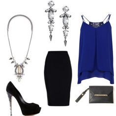 """""""Stella & Dot Night out"""" by ttiner79 on Polyvore"""
