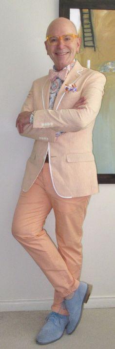 Tallia Orange jacket, Report Collection shirt, Bruno Piattelli seersucker bow-tie, Club Monaco trousers, Steve Madden suede derbies… #TalliaOrange #ReportCollection #BrunoPiattelli #seersucker #bowtie #ClubMonaco #SteveMadden #Toronto #WIWT #sartorial #sartorialsplendour #sprezzatura #dandy #dandystyle #dapper #dapperstyle #menswear #mensweardaily #menshoes #menstyle #mensfashion #fashion #lookbook #apparel #menswear #guyswithstyle #mensfashionpost #gentleman #suits #meninsuits