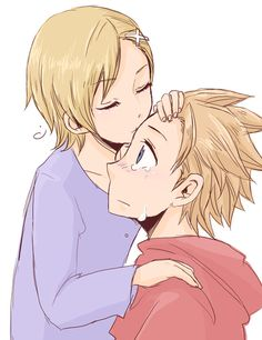 Hetalia - Denmark / Norway (DenNor)