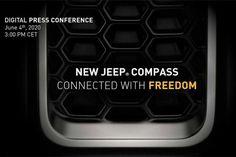 Vem Ai O Novo Jeep Compass Com Direito A Versao De 7 Lugares E