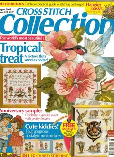 Cross Stitch Collection N'120
