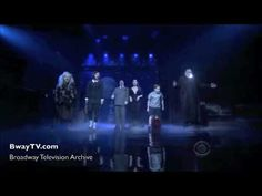 "The Broadway cast of THE ADDAMS FAMILY performs ""When You're An Addams"" on the Late Show with David Letterman - April 6, 2010.    Cast Includes:  Nathan Lane as Gomez Addams  Bebe Neuwirth as Morticia Addams  Kevin Chamberlin as Uncle Fester  Jackie Hoffman as Grandmama  Krysta Rodriguez as Wednesday Addams  Adam Riegler as Pugsley Addams  Zachary James ..."