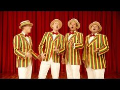 "The Ragtime Gals: Barbershop Quartet Version Shaggy's ""It Wasn't Me"" (Late Night with Jimmy Fallon) - YouTube"