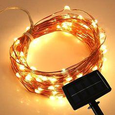 Solar Led String Lights Outdoor Fascinating Solar Power Bell Led String Light Christmas Festival Decoration