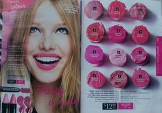 Look at all these gorgeous pink lipsticks. Order today