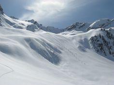 Revelstoke Back Country Skiing #Revelstoke