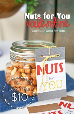 Nuts for You Valenti