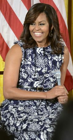 July 2016 First Lady Michelle Obama