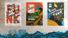 Sudá - Festival Sudamericano de Funk - 2ND PART on Behance