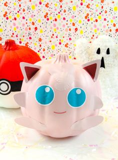 DIY No-Carve Pokemon