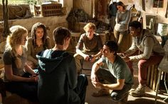 From the maze runner:death cure