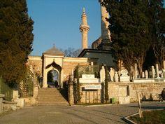 Emir Sultan Mosque in Bursa, Turkey,