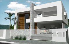 Cautivadoras Casas Con Fachadas Bonitas (6)