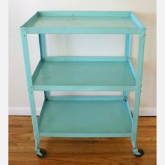 Industrial Rolling Cart, $795, now featured on Fab.