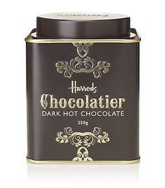 Harrods Dark hot chocolate