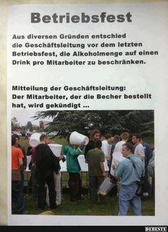 Betriebfest.. | DEBESTE.de, Lustige Bilder, Sprüche, Witze und Videos