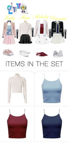 """""""Euphoria Debut Stage》GOLDEN Smile 120116"""" by heartentertainment ❤ liked on Polyvore featuring art"""