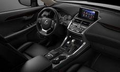 New 2019 Lexus Nx Inside Interior Lexus Nx Lexus Interior Lexus Nx 200t Lexus Suv Interior