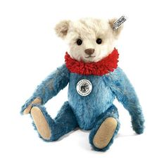 Steiff EAN 408809 Dolly 1913 Teddy Bear Replica Limited Edition