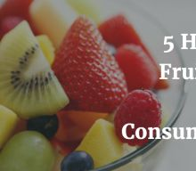 5 Healthy Fruits For Your Consumption