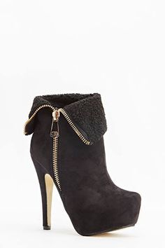 Womens Ladies Black Faux Suede High Heel Shoes Ankle Boots Size UK 4,5,6,7 New  Click On Link To Visit My Ebay Shop http://stores.ebay.co.uk/all-about-feet  Useful Info:  - Standard Size - Standard Fit - By Style Shoes - Black In Colour - Heel Height: 5 Inches - Platform: 2 Inches - Outer Side Zip Fastening  - Faux Suede Upper - Faux Fur Overlay - Textile Lining  #boots #ankleboots #shoes #blackboots #black #highheel #highheels #stiletto #platform #fashion #footwear #forsale #ebay…