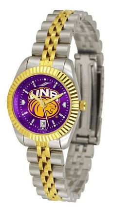 North Alabama Lions Womens Executive Anochrome Watch