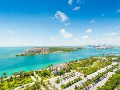 Colores maravillosos que ofrecen los paisajes del sur del estado norteamericano de #Florida.
