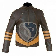 Men's leather fashion jacket. Made of Buffalo crispy. With original YKK zips. Art#3003 Website:- www.stylightco.com
