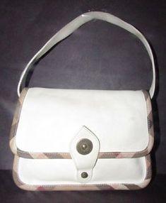 631377f206b Burberry Mint Condition Haymarket Body Top Handle Shoulder Bag Body Top
