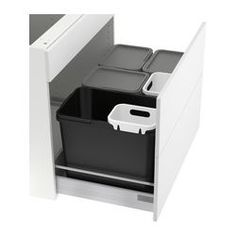 RATIONELL Källsortering för skåp - IKEA