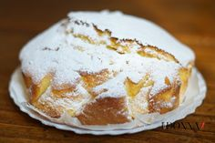 Ricotta, Street Food, Apple Pie, Nutella, Camembert Cheese, Biscuits, Cheesecake, Good Food, Italian Recipes