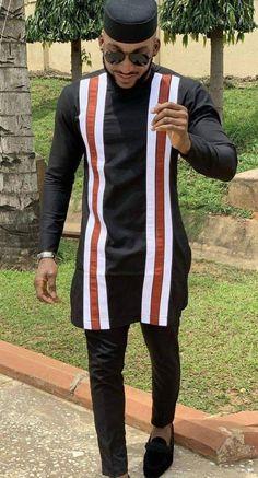 African Men clothing Black African Dashiki African grooms men African Men Wedding African Wedding African Print for Men African Suit African Wear Styles For Men, African Shirts For Men, African Dresses Men, African Attire For Men, African Clothing For Men, African Wedding Dress, Nigerian Men Fashion, African Men Fashion, Mens Fashion