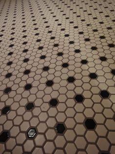 1900 Farmhouse: Bathroom Floor Install