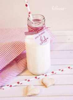 #milch #homemade #recipes #frommykitchen #drinks #food www.kukuwaja.de